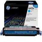 Заправка картриджа HP CB401A