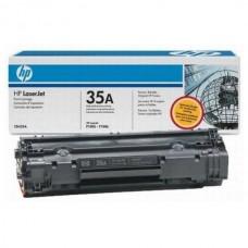 Заправка картриджа HP CB435A (35A)