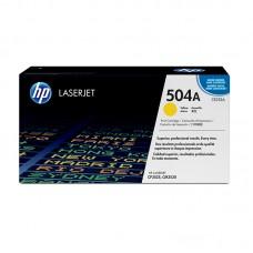Заправка картриджа HP CE252A (504A)