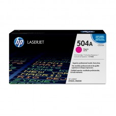 Заправка картриджа HP CE253A (504A)