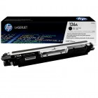 Заправка картриджа HP CE310A