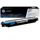 Заправка картриджа HP CE311A