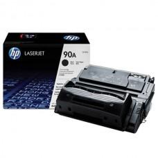 Заправка картриджа HP CE390A (90A)