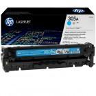 Заправка картриджа HP CE411A