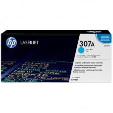 Заправка картриджа HP CE741A (307A)