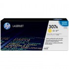 Заправка картриджа HP CE742A