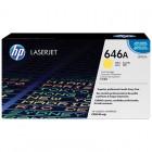 Заправка картриджа HP CF032A