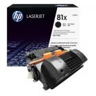 Заправка картриджа HP CF281X