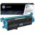 Заправка картриджа HP CF401X