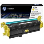 Заправка картриджа HP CF402X