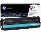 Заправка картриджа HP CF403A