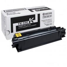 Заправка картриджа Kyocera TK-590K (TK-590K)