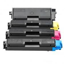 Заправка комплекта картриджей Kyocera TK-590 (TK-590K/C/M/Y)