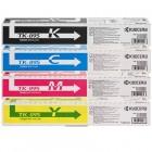 Заправка комплекта картриджей Kyocera TK-895