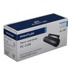 Заправка картриджа Pantum PC-110E